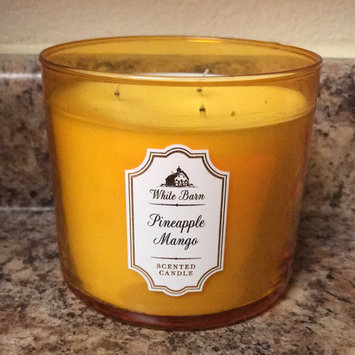 Photo of Bath & Body Works Pineapple Mango Candle uploaded by Miranda F.