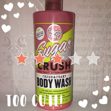 Photo of Soap And Glory Sugar Crush Fresh And Foamy Body Wash Sweet Lime Fragrance 500ml uploaded by Aimée B.