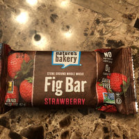 Nature's Bakery Natures Bakery Whole Wheat Strawberry Fig Bar, 2 Ounce -- 12 per case. uploaded by Rachel S.