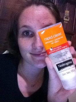 Neutrogena® Rapid Clear® Stubborn Acne Cleanser 5 fl. oz. Tube uploaded by Dafny A.