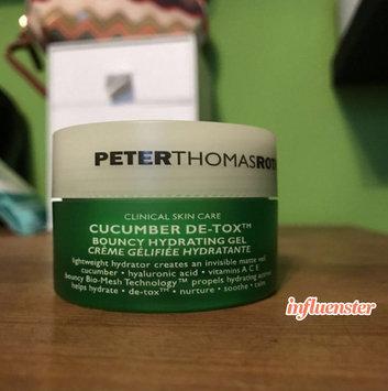 Peter Thomas Roth Cucumber De-Tox Bouncy Hydrating Gel uploaded by Elizabeth B.