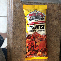 Louisiana Fish Fry Products-Crawfish, Crab & Shrimp Boil-Six 5oz Packages uploaded by Lizzette G.