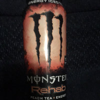 Monster Rehab Peach, 15.5 oz uploaded by Amber O.
