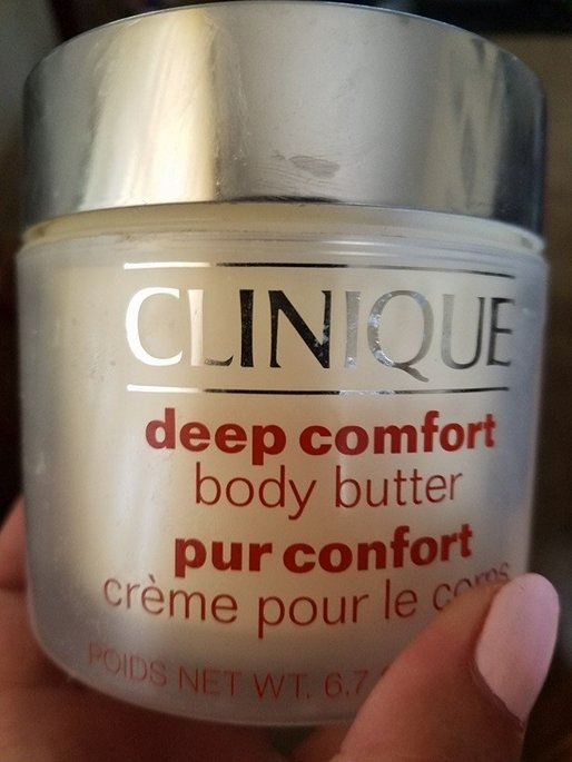 Clinique Deep Comfort Body Butter 6.7 oz uploaded by Maryann T.