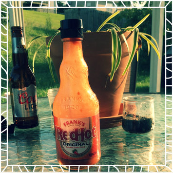Photo of Frank's RedHot® Original Cayenne Pepper Sauce uploaded by Kayleigh W.