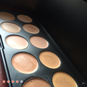 BH Cosmetics Foundation & Concealer Palette-Foundation & Concealer Palette uploaded by Jealene G.