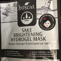 boscia Sake Brightening Hydrogel Mask uploaded by Influenster M.
