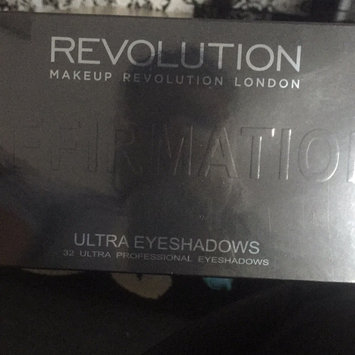 Photo of Makeup Revolution Affirmation 32 Piece Eyeshadow Palette uploaded by Lucy I.
