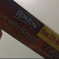 Ronzoni® Healthy Harvest® 100% Whole Grain Thin Spaghetti 16 oz. Box uploaded by Dawn C.