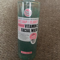 Soap and Glory Face Soap and Clarity 3in1 Daily Detox Vitamin C Facial Wash 11.8 oz uploaded by Jamie-Leigh S.