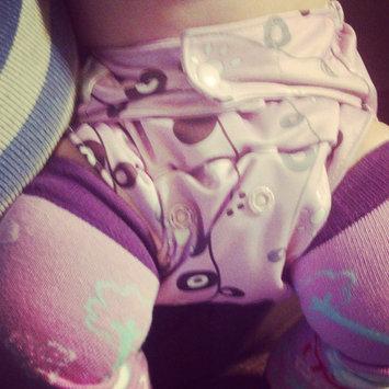 Photo of GroVia Hybrid Snap Shell Diaper, Cloud uploaded by Amanda T.