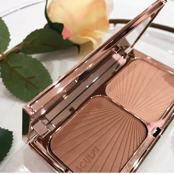 Photo of Charlotte Tilbury Filmstar Bronze & Glow Face Sculpt & Highlight uploaded by Lamisse B.