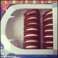 Nabisco Red Velvet Oreo Sandwich Cookies uploaded by Rebekah S.