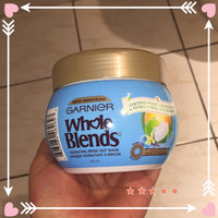 Garnier Whole Blends Coconut Water & Vanilla Milk Extracts Hydrating Mask uploaded by Nour S.