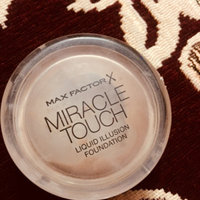 Max Factor Miracle Touch Liquid Illusion Foundation uploaded by Abeer M.