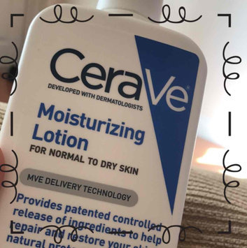 Photo of CeraVe Moisturizing Lotion uploaded by Cecilia F.