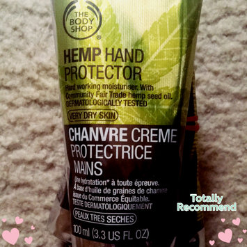 Photo of THE BODY SHOP® Hemp Hand Protector uploaded by Angela N.