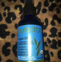 Pura d'or 100% Pure & USDA Organic Argan Oil uploaded by Lacey A.