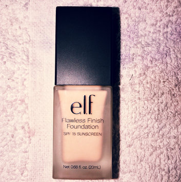 e.l.f. Cosmetics Flawless Finish Foundation uploaded by Yelena L.