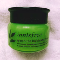 Innisfree - Green Tea Balance Cream 50ml uploaded by Siobhan F.