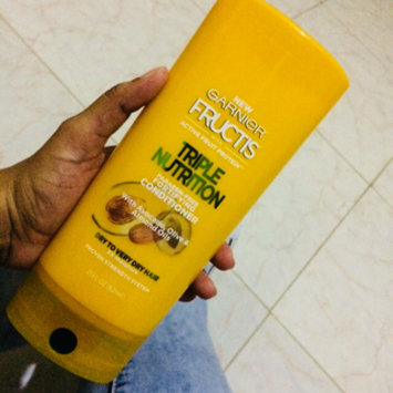 Photo of Garnier Fructis Triple Nutrition Conditioner uploaded by Aliza S.