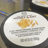The Body Shop Honey & Oat 3-in-1 Scrub Mask uploaded by Dee R.