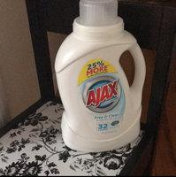 Ajax® 32 Loads Free & Clear Laundry Detergent 50 fl. oz. Jug uploaded by Silvana S.