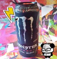 Monster Energy Ultra Black uploaded by Vanna L.