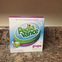 PediaVance - All-Natural Electrolyte Solution Grape - 10 x .34 oz. Liquid Sticks uploaded by Miranda F.
