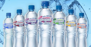 Photo of Propel® Zero Calories Water Beverages Variety Pack 24-16 fl. oz. Plastic Bottles uploaded by Michelle I.