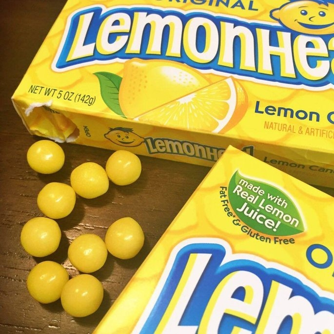 The Original Lemonhead uploaded by Vanna L.