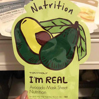 Tony Moly - I'm Real Avocado Mask Sheet (Nutrition) uploaded by Regina O.