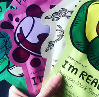 Tony Moly - I'm Real Avocado Mask Sheet (Nutrition) 10 pcs uploaded by Ricia W.