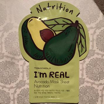 Tony Moly - I'm Real Avocado Mask Sheet (Nutrition) 10 pcs uploaded by Bethany O.