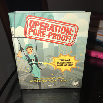 Photo of Benefit Cosmetics Operation Pore Proof Kit uploaded by Emily R.