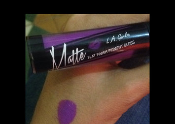 L.A. Girl Matte Pigment Lip Gloss uploaded by Verónica S.