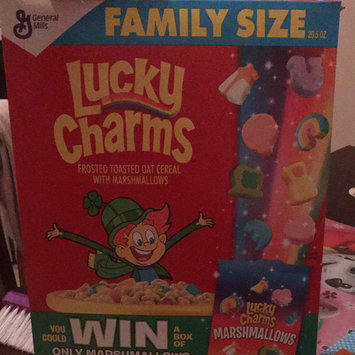 Photo of Lucky Charms Cereal uploaded by Jhoengris G.