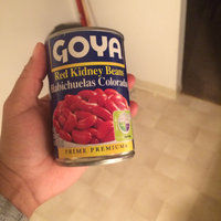 Goya Low Sodium Red Kidney Beans uploaded by Guerrera d.