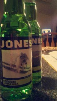 Jones Green Apple Soda uploaded by Katie J.