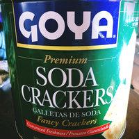 Goya Soda Crackers uploaded by Socia S.