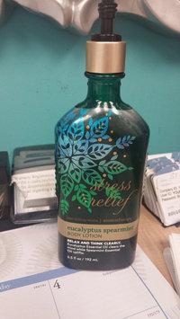 Photo of Bath & Body Works Aromatherapy Stress Relief Eucalyptus Spearmint Body Wash & Foam Bath uploaded by Mercy B.