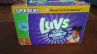 Luvs Diapers with Ultra Leakguards uploaded by Chyenne S.