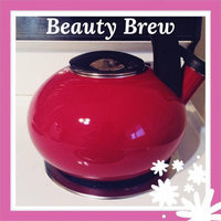 KitchenAid 2.0 Quart Porcelain Enamel Kettle - Doulton Blue uploaded by Hailey L.