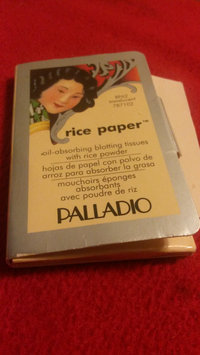 Palladio Rice Paper Powdered Blotting Tissues uploaded by Jenna M.