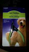 Safari Pet Products DSFW6105G Safari Guillotine Nail Clipper uploaded by Heather C.