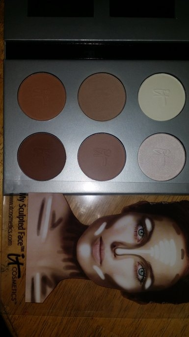 IT Cosmetics My Sculpted Face Palette uploaded by Christina G.