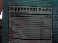 Iron Tek Essential Protein Vanilla uploaded by Adriana U.
