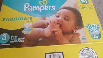 Photo of Pampers Swaddlers Diapers Economy Plus Pack Size 3 (162 Count) uploaded by Amairani G.