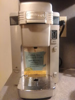 Cuisinart Black Single-Serve Coffee Maker SS-300BK uploaded by Jennifer R.