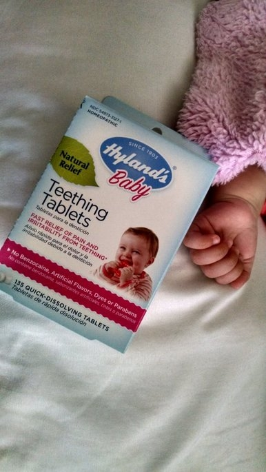 Hyland's Baby Teething Tablets uploaded by Rosie P.